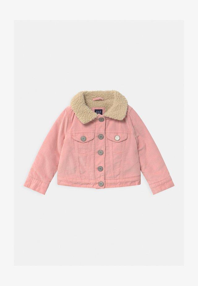 TODDLER GIRL - Winterjacke - pure pink