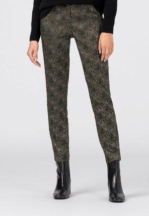 ZIGARETTEN - Trousers - oliv