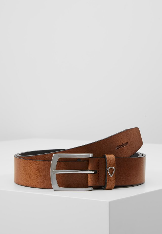 3088 - Belt - cognac