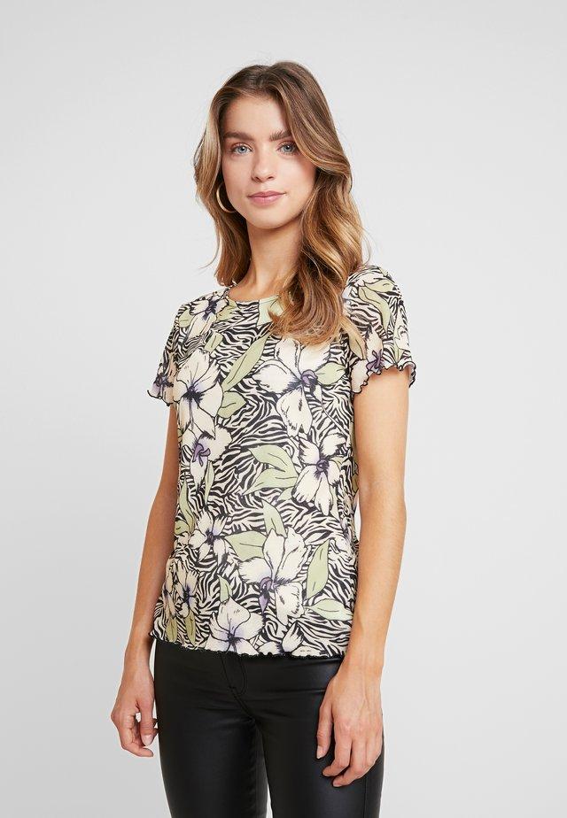 TEE - T-shirts med print - multi