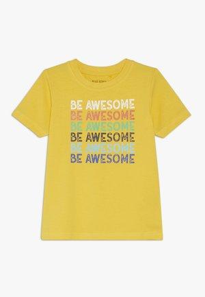 Print T-shirt - dotter
