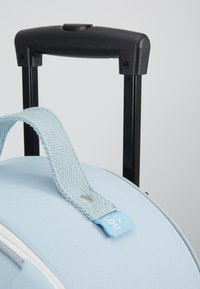 Lässig - ABOUT FRIENDS LOU ARMADILLO - Wheeled suitcase - blue - 7