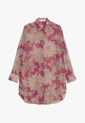 TUKU - Button-down blouse - sable