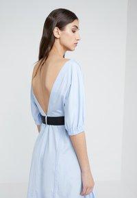 3.1 Phillip Lim - MIDI FLARE DRESS - Day dress - oxford blue - 3