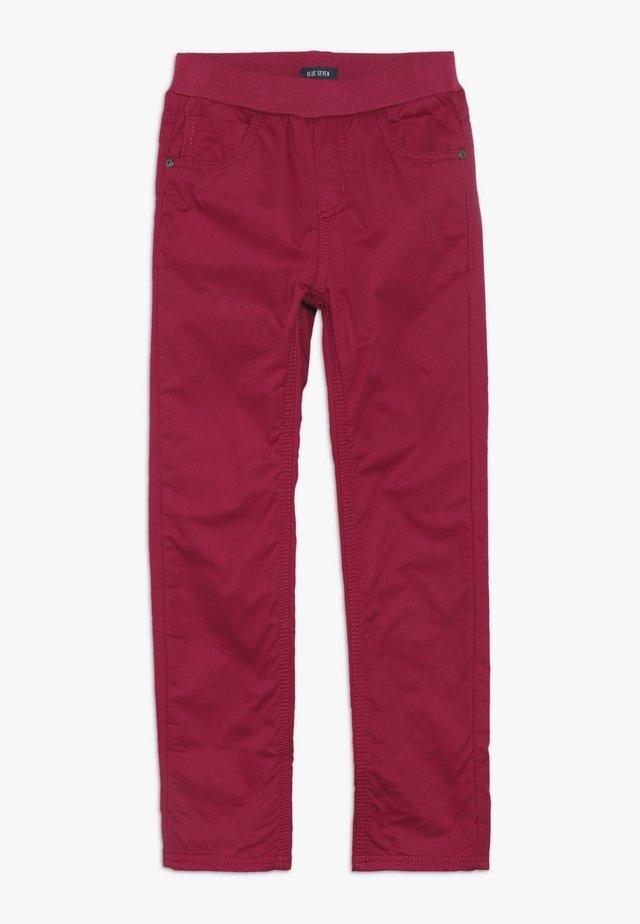 Pantalones - magenta