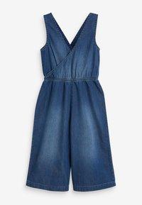 Next - WRAP  - Jumpsuit - blue denim - 2