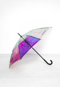 KARL LAGERFELD - IKONIK BALLON UMBRELLA - Parapluie - iridescent - 1