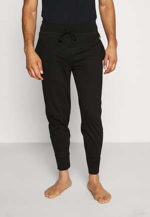 Pyjama bottoms - black