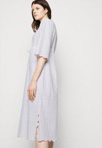 Tory Burch - MIDI BEACH TUNIC DRESS - Day dress - white - 6