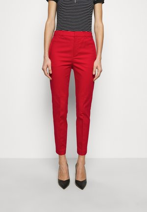 STRETCH PANT - Chinos - lipstick red