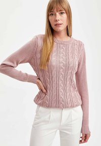 DeFacto - Pullover - pink - 0