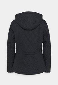 Barbour - MILLFIRE QUILT - Light jacket - navy/hessian - 1