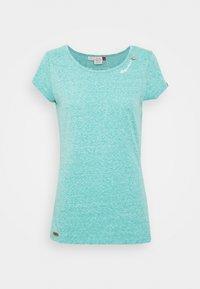 Ragwear - Basic T-shirt - mint - 4