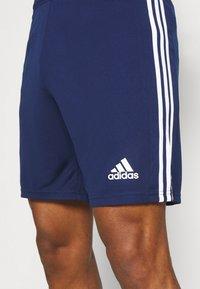 adidas Performance - SQUADRA 21 - Korte sportsbukser - navy blue/white - 4