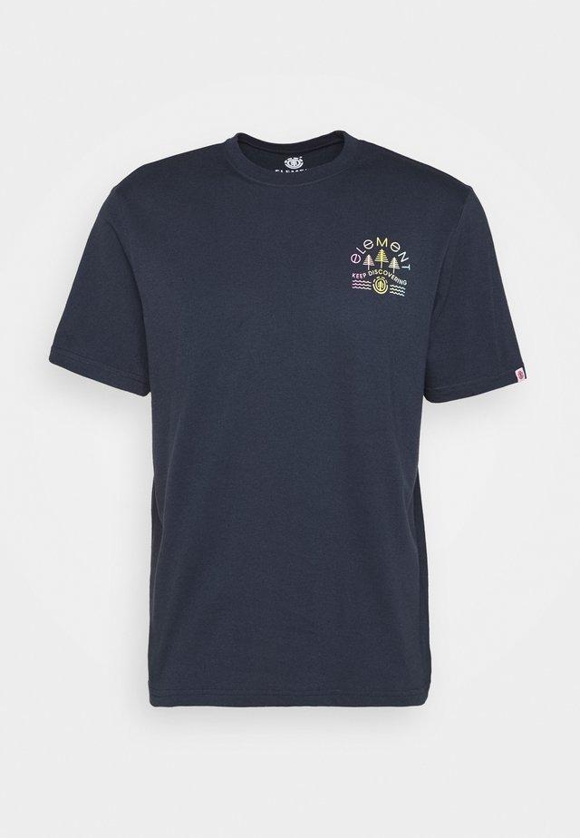 WYNTREE - T-shirts print - eclipse navy