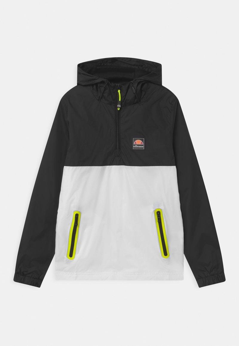 Ellesse - STERLINIO UNISEX - Sportovní bunda - black/white