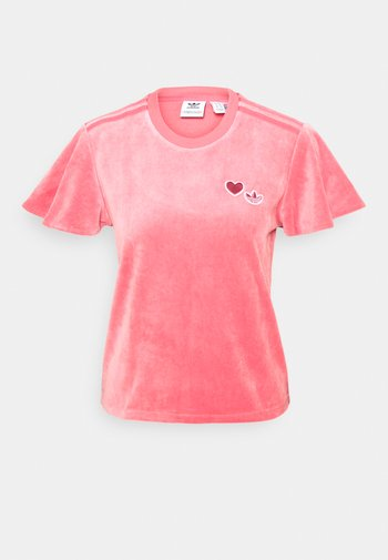 T-shirt imprimé - hazy rose
