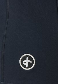 Cross Sportswear - WOMENS TECH FULL ZIP - Fleecová bunda - navy - 2