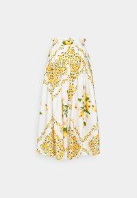 Farm Rio - CASHEW SCARF MAXI SKIRT - Maxi skirt - off white - 1