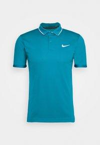 neo turquoise/white