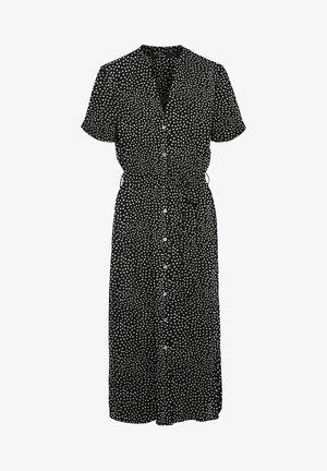 VMSAGA  - Shirt dress - black