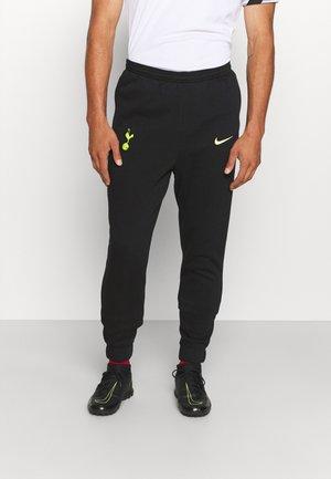TOTTENHAM HOTSPURS PANT - Club wear - black/green
