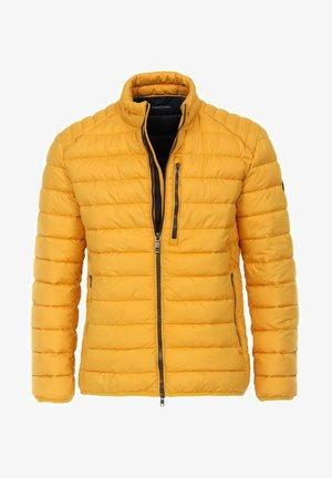 Winter jacket - gelb