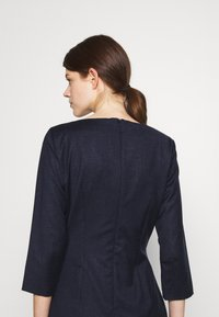 WEEKEND MaxMara - BURGOS - Pouzdrové šaty - night blue - 4
