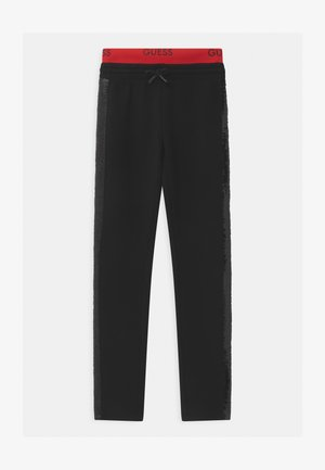 JUNIOR ACTIVE - Pantaloni sportivi - jet black