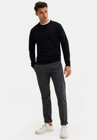 WE Fashion - Chinot - dark grey - 1