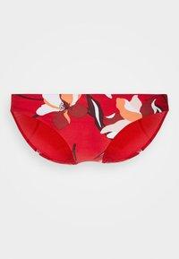 Seafolly - FLOWER MARKET HIPSTER - Bikinibroekje - chilli - 3