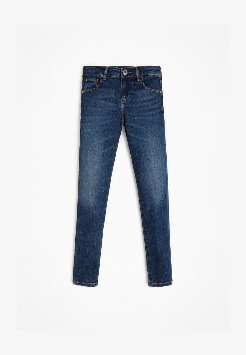Guess - Jeans Skinny Fit - dunkelblau