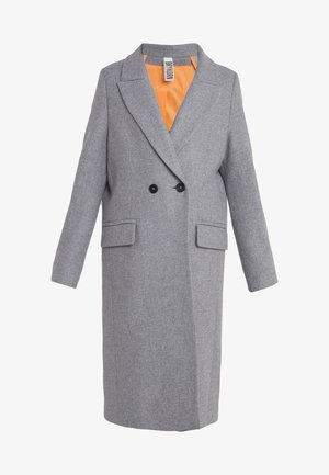 BISSET - Zimní kabát - grey