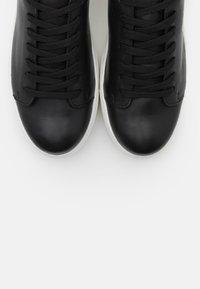 Zign - Sneakers basse - black - 5
