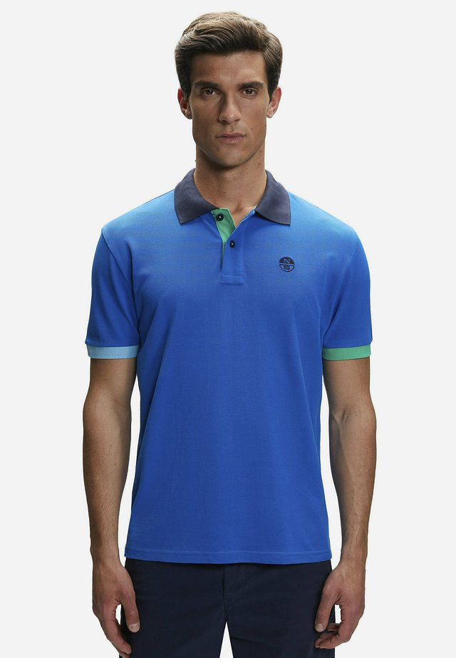 Polo - blue