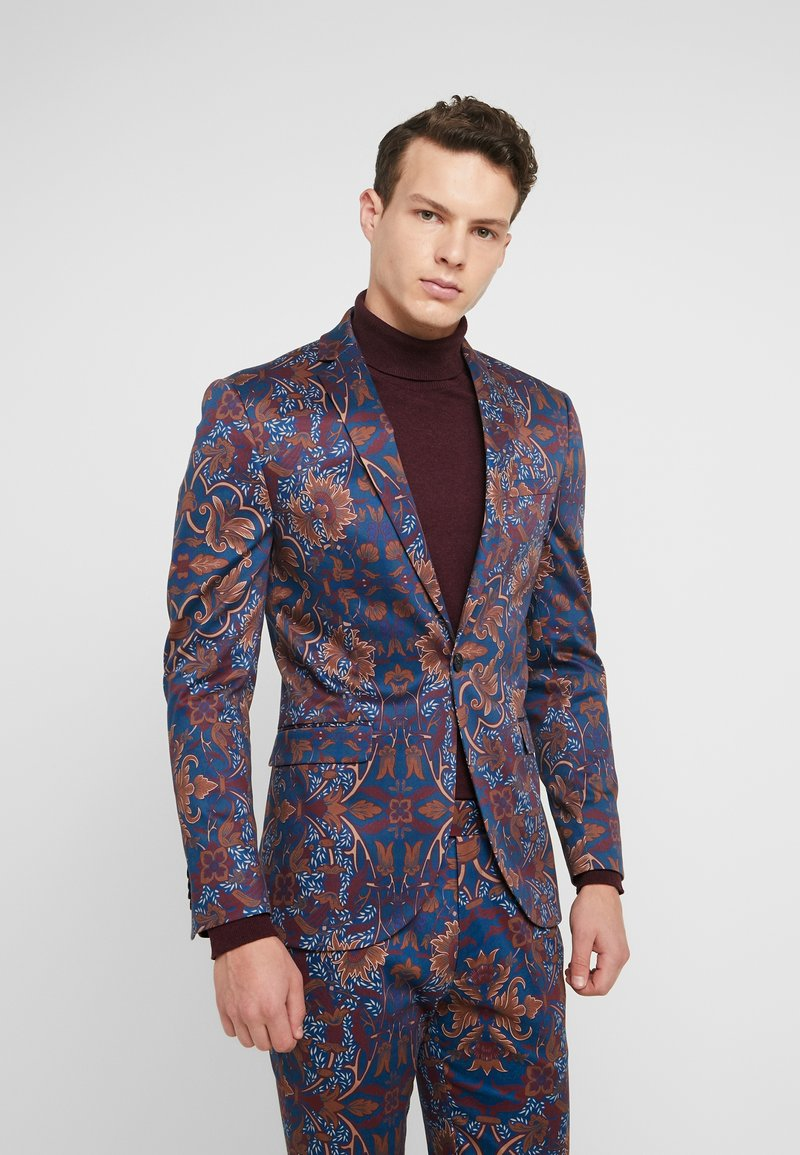 Topman - PRINTED SUIT - Sako - multi
