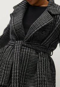 Violeta by Mango - MINIMAL - Classic coat - schwarz - 3