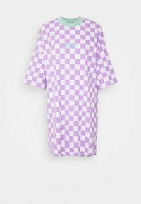 The Ragged Priest - STOKED DRESS - Jersey dress - purple/white - 3