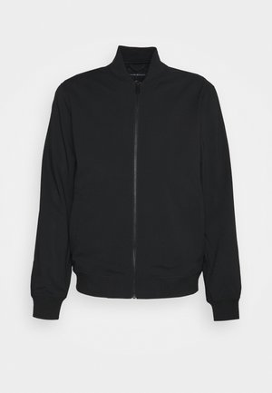 Summer jacket - caviar