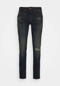 MILANO DESTROY - Jeans Tapered Fit - blue