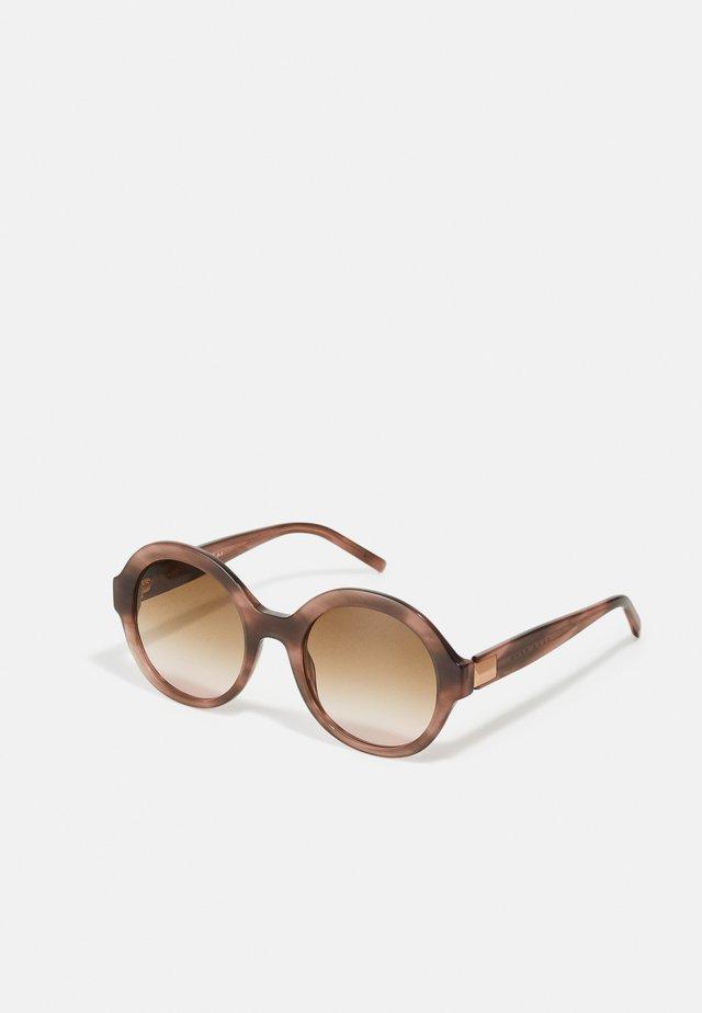 Solbriller - pink havn