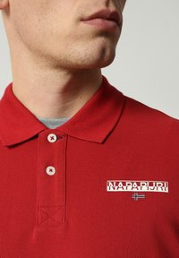 Napapijri - E-ICE - Polo shirt - old red - 2