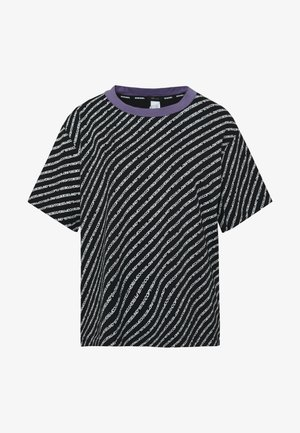 UFTEE-ELODIE - Nattøj trøjer - purple/black/white