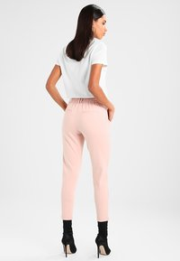ONLY - POPTRASH EASY COLOUR  - Tracksuit bottoms - rose smoke - 2