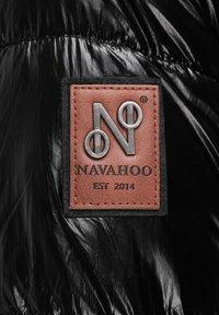 Navahoo - TIKUNAA - Winter jacket - black - 4