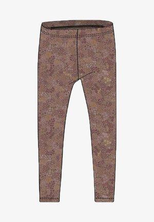 Leggings - Trousers - rose cheeks flowers