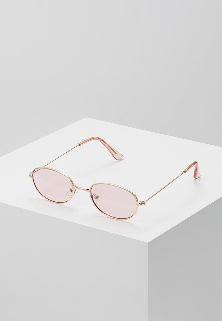 Only & Sons - ONSSUNGLASSES COLOURED - Sluneční brýle - pink glo