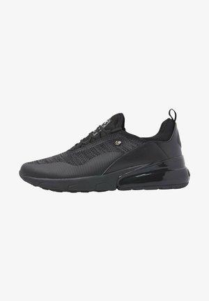 VALEN - Sneakers basse - black dk grey black