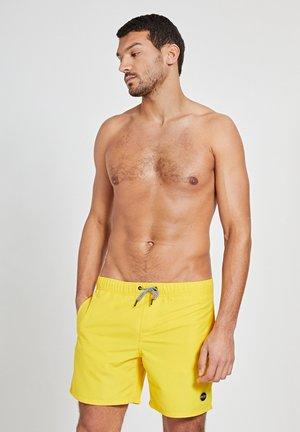 Zwemshorts - oker sunshine yellow