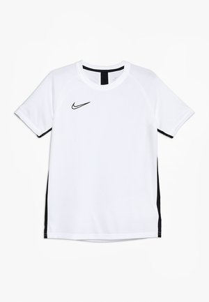 DRY  - T-shirt de sport - white/black